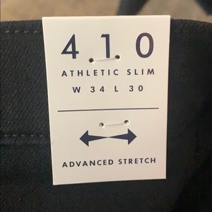 Lucky Brand Jeans - 410 Athletic Slim Advanced Stretch Jean